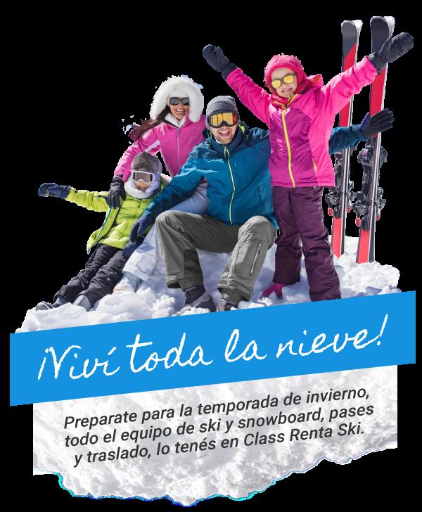 Class Renta Ski